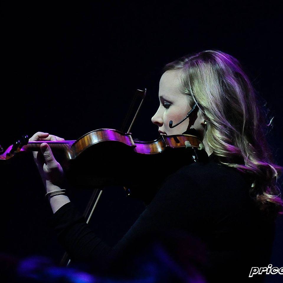 string quartet shreveport violin