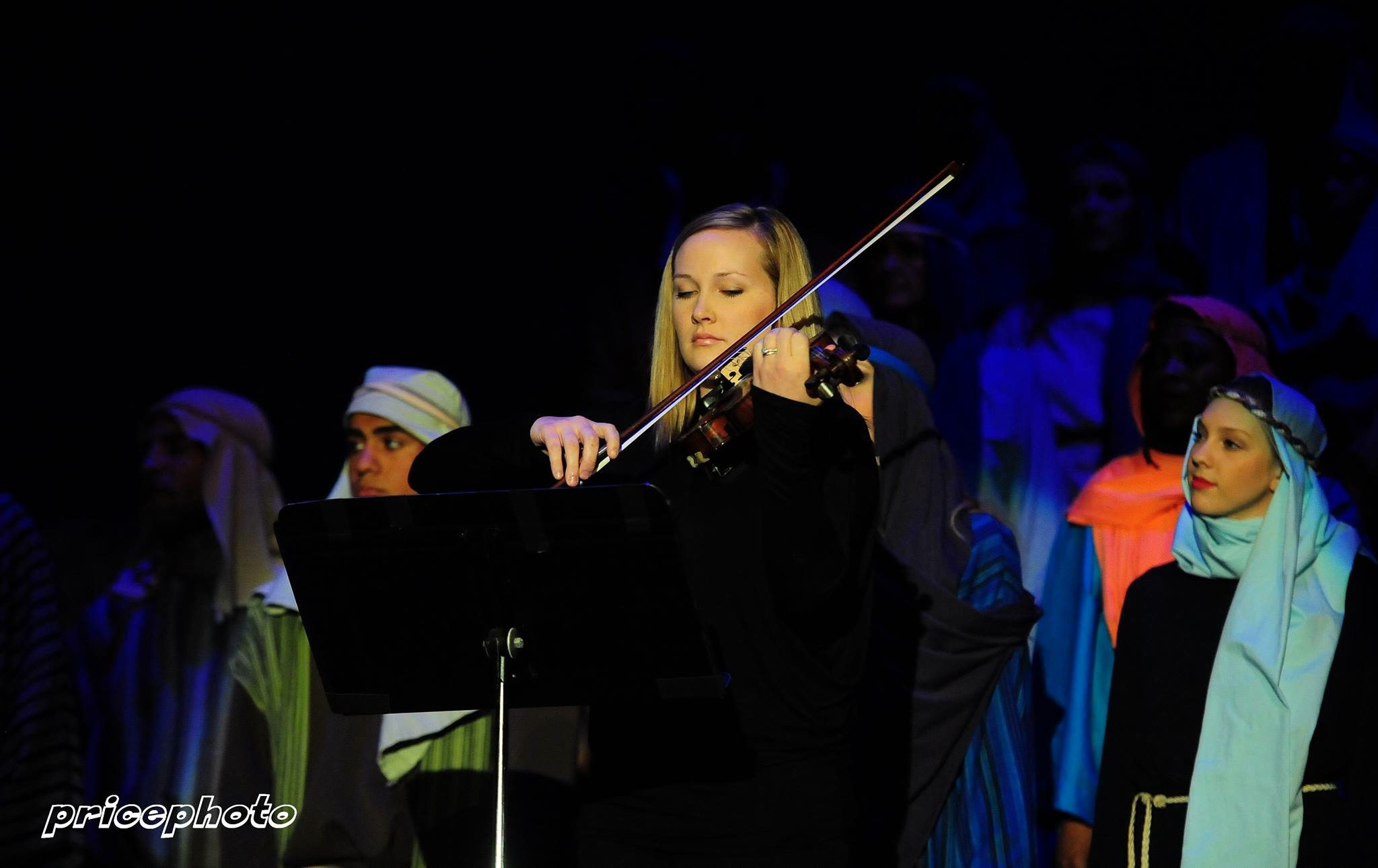 string quartet shreveport church violin